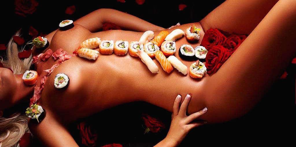 sydney strip club body sushi