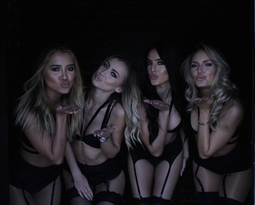strippers sydney